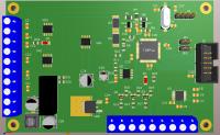 Прибор для сбора и обработки телеметрии с электровоза.