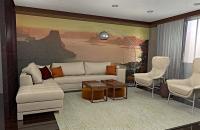 Современная гостинная. Визуализация 2