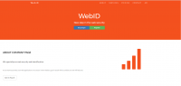 Сервис онлайн идентификации WebID