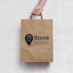 Логотип для SteveStore