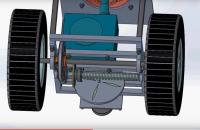 Визуализация работы лобового вариатора