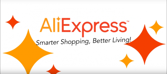 Анимационное видео для ALIEXPRESS