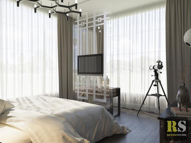 Спальня для молодой супружеской пары в г.Харьков