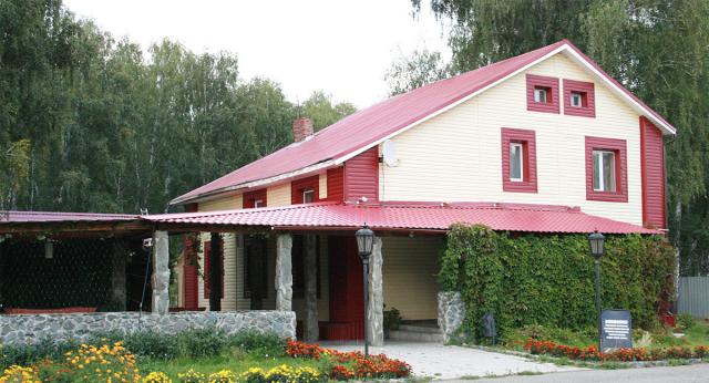 Сайт мини-отеля
