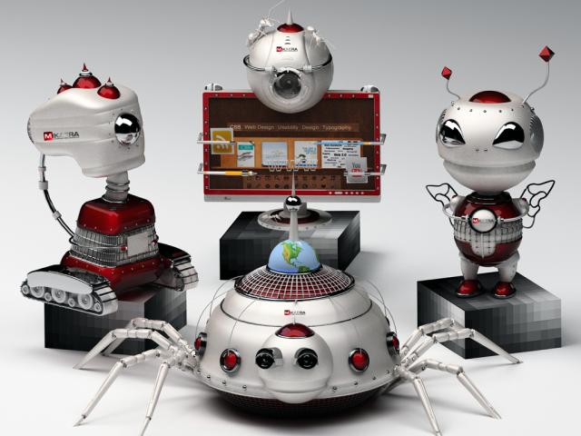 "Раздел сайта ""Главная"" для MIKAERA -TECHNOLOGY NEW GENERATION"