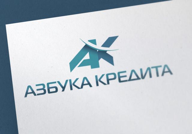 """Логотип """"Азбука кредита"""""""