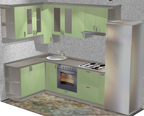 Кухня PRO100