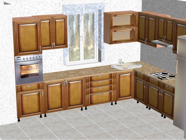 Кухня_2 PRO100