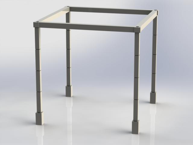 Хупа (быстроразборная конструкция, МДФ+шпон)
