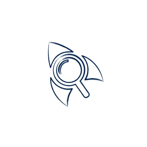 Space Search Logo concept