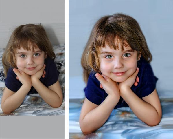 Улучшение качества фотографии, художественная обработка