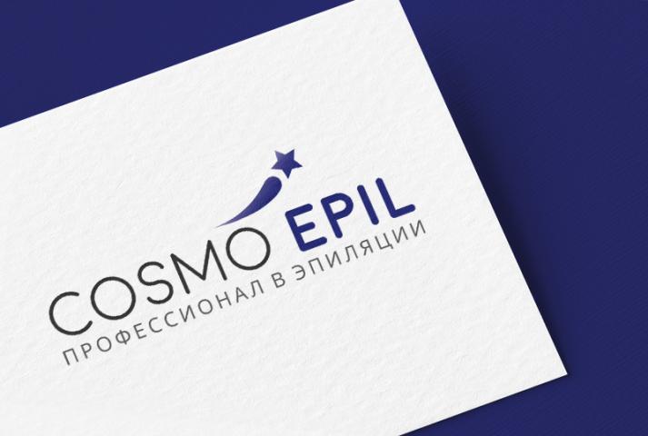 Логотип «COSMO EPIL»