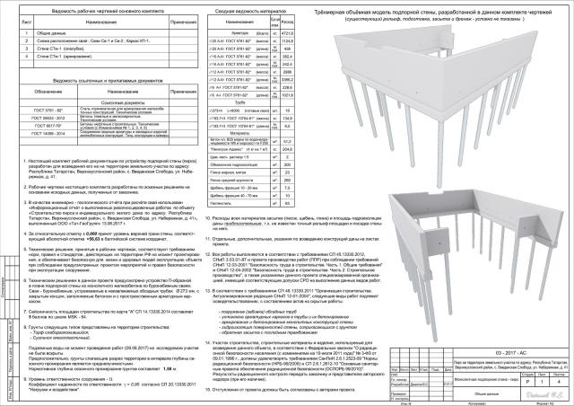 Проектирование и расчет монолитного ж/б пирса (подпорная стена)