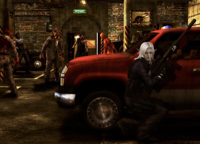 Zombiepocalipse: Sniper