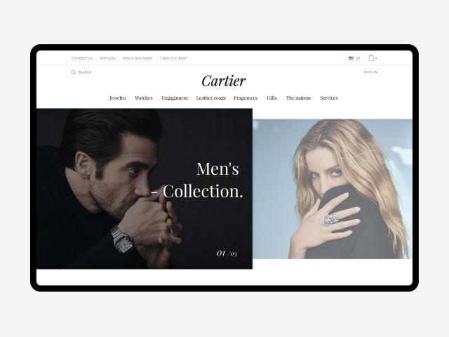 Cartier — производство часов и ювелирных изделий