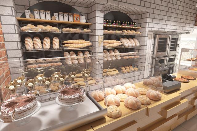 г.Москва Проект пекарни «Sent Gallen»