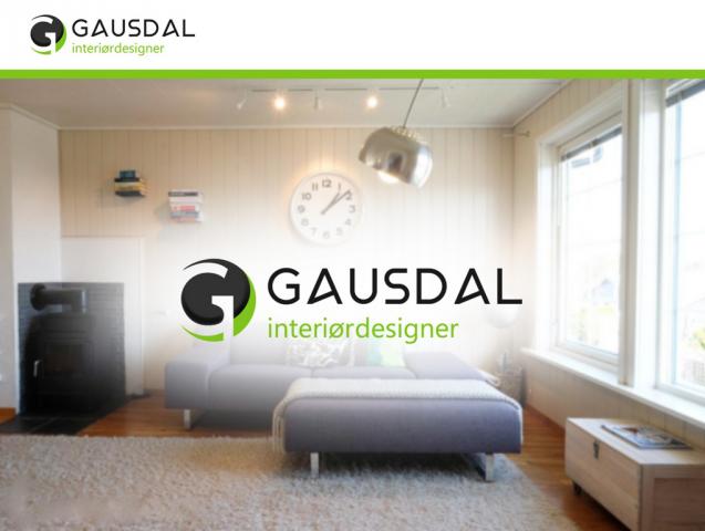 Логотип для дизайнера интерьера, Норвегия.