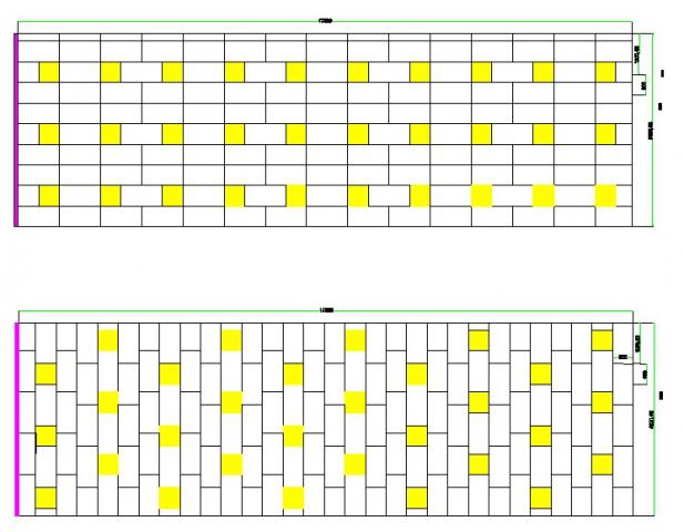 Расчёт подвесного потолка со светильниками