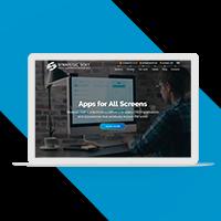 Сайт визитка компании - Wordpress - под ключ