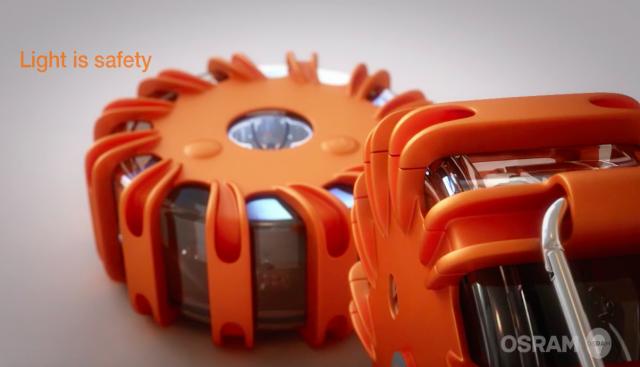 3D графика для компании Osram