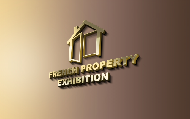 Логотип ярмарки недвижимости во Франции