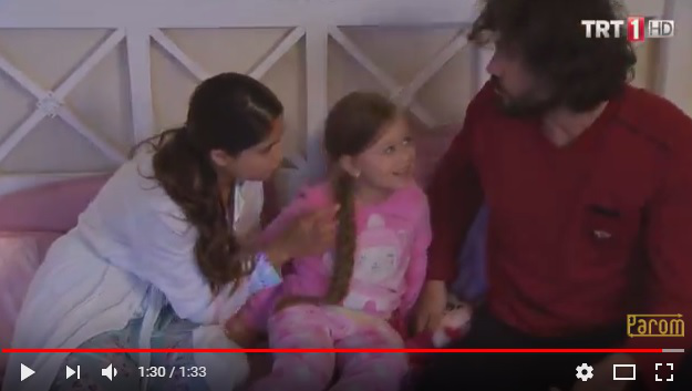 Пример озвучки турецкого сериала (женский голос)
