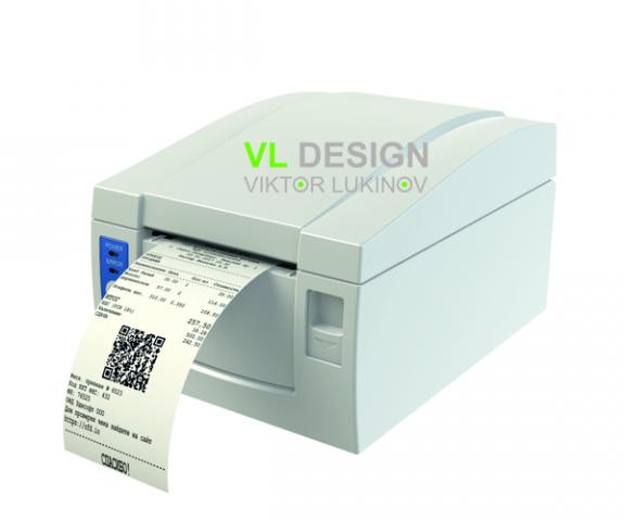 Кассовый аппарат - модель для 3D-печати
