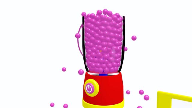 Анимационный 3D мультипликационный ролик