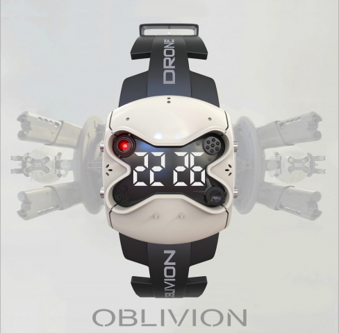watch oblivion drone