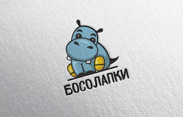 Логотип для Босолапки