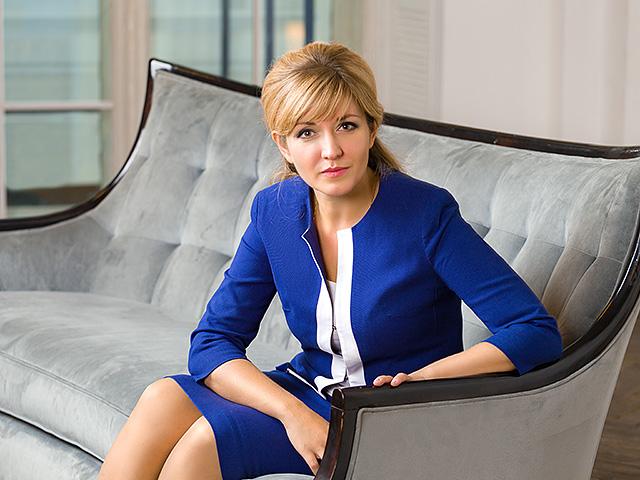 Элина Сидоренко: деловой портрет