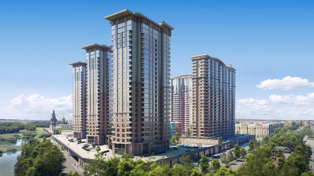 Residential Complex Vozrozhdenie
