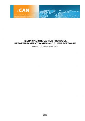 iCAN Payment API
