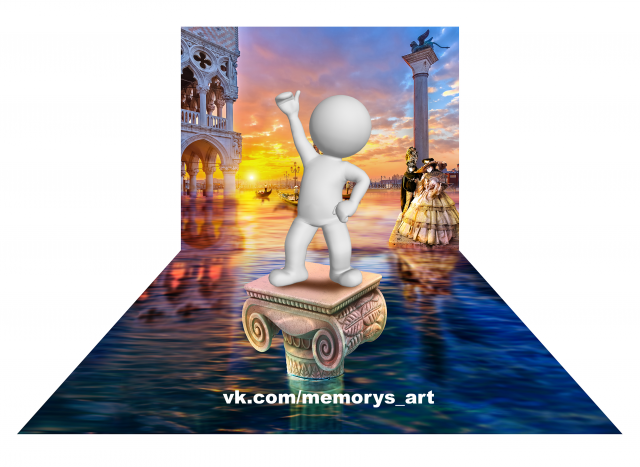 3D иллюстрация (интерактив)