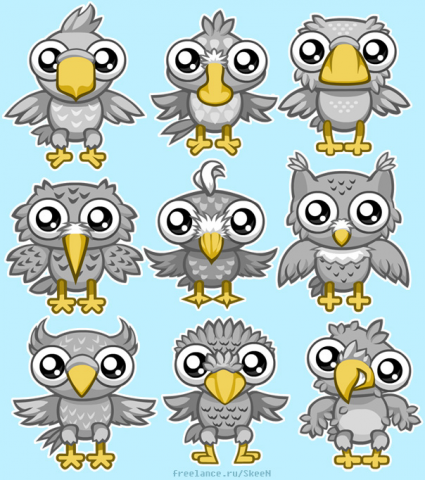 птички(авы)