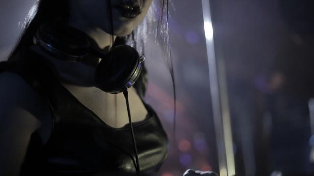 Промо Видео для DJ Victoria Elagina Видеосъемка + монтаж