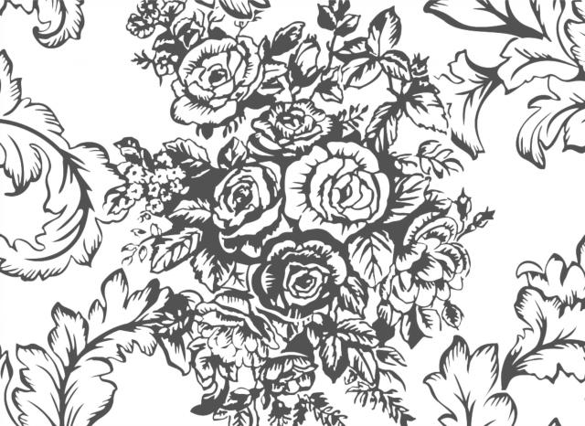 Создание иллюстрации в стиле гравюры по обоям заказчика