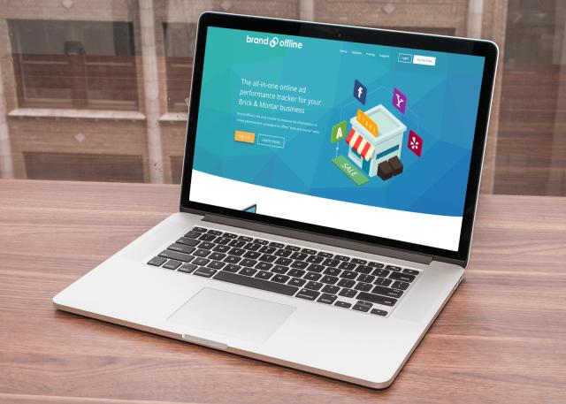 Разработка веб-сервиса для Американской компании BrandOffline