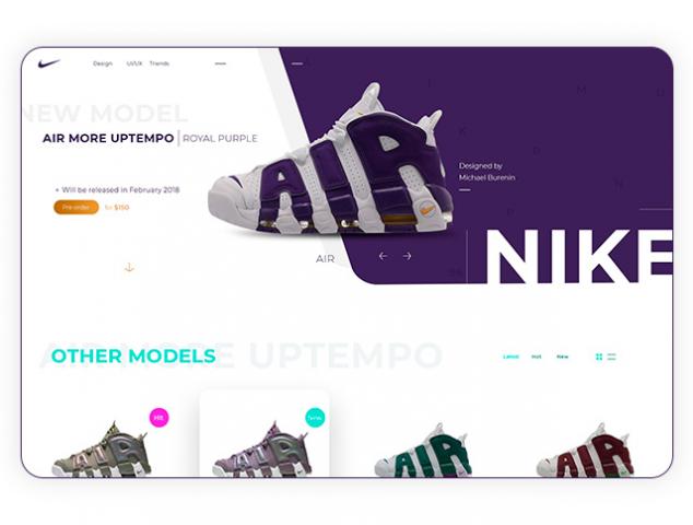 Nike Air More Uptempo 2018