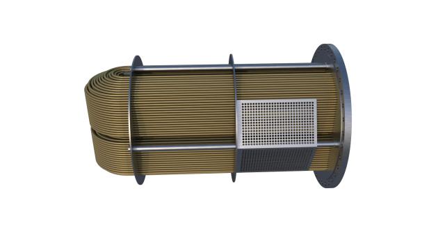 Визуализация трубной системы ПН
