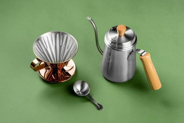 Имиджевые фотографии для Интернет-магазина justcoffee.ru