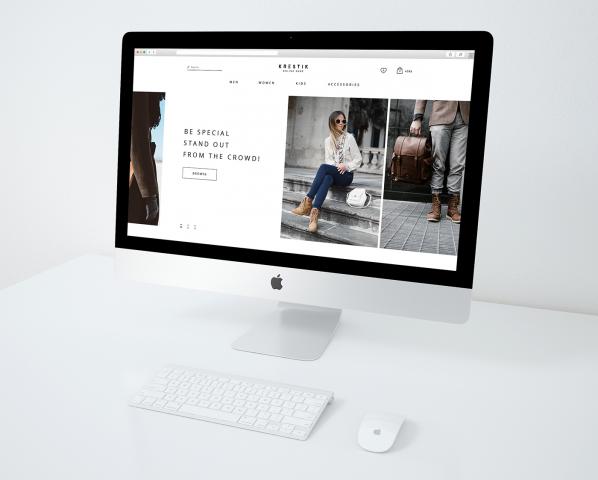 KRESTIK online shop