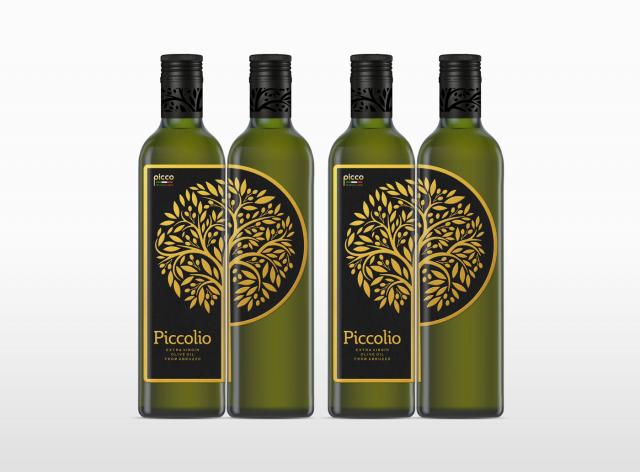 Разработка бренда оливкового масла