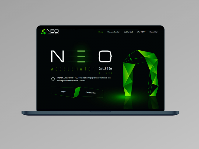 NEO - Accelerator 2018 by QRC