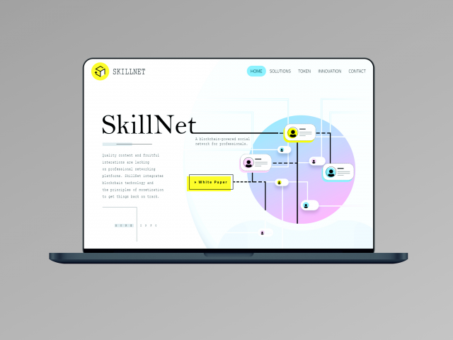 Skillnet - Quality content and fruitful interation