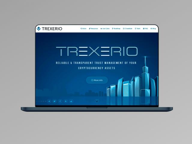 Trexerio - Reliable & transparent trust management
