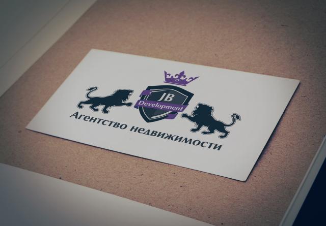 Логотип для агентства недвижимости JB Development