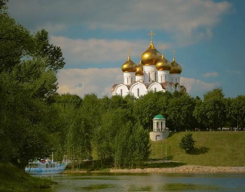 Успенский собор, г. Ярославль