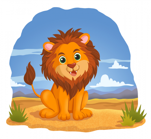 Лев ребенок картинки