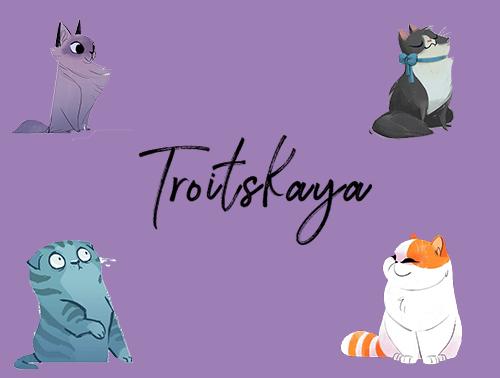 Troitskaya